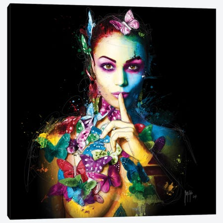Queen Of Dreams Canvas Print #PMU120} by Patrice Murciano Art Print