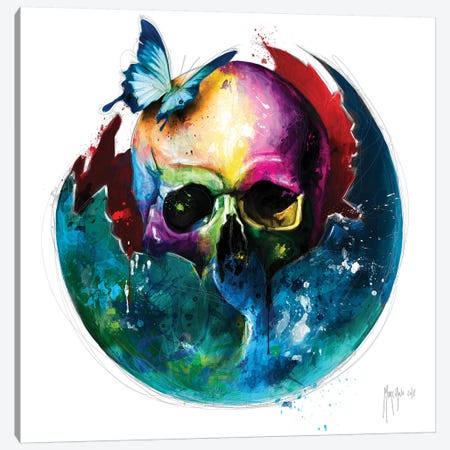 Redemption Canvas Print #PMU121} by Patrice Murciano Canvas Art Print