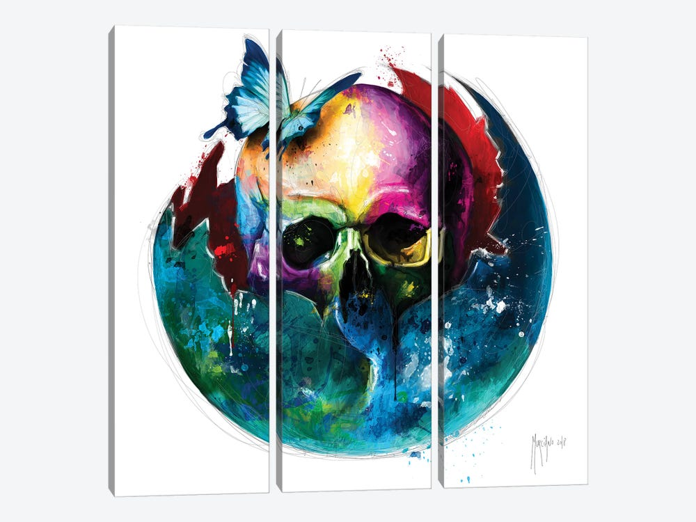 Redemption by Patrice Murciano 3-piece Canvas Art Print
