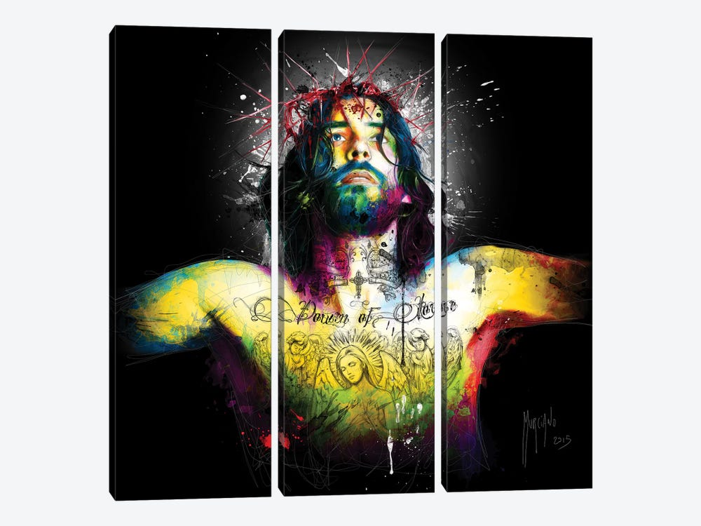 Requiem For Love 3-piece Canvas Art Print