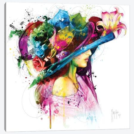 Romantic Flowers Canvas Print #PMU125} by Patrice Murciano Canvas Artwork
