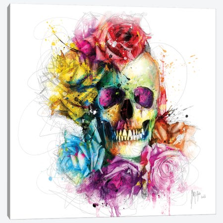 Dead Or Alive Canvas Print #PMU12} by Patrice Murciano Canvas Art