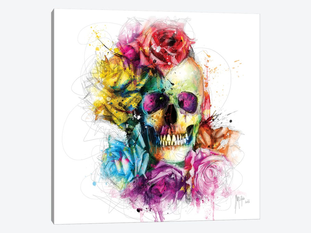 Dead Or Alive by Patrice Murciano 1-piece Canvas Art Print
