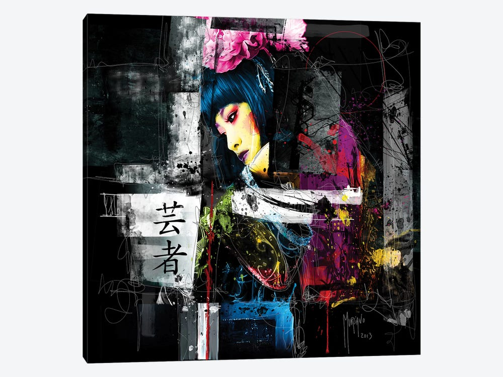Tokyo by Patrice Murciano 1-piece Canvas Wall Art