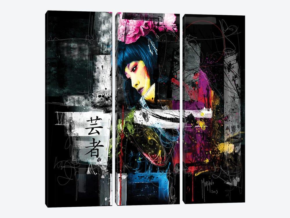 Tokyo by Patrice Murciano 3-piece Canvas Art
