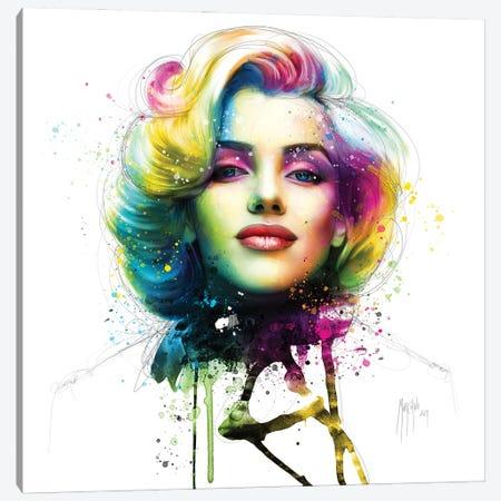 Eternal Marilyn Canvas Print #PMU146} by Patrice Murciano Canvas Art