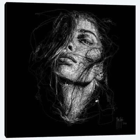 Pleasure In The Darkness Canvas Print #PMU161} by Patrice Murciano Canvas Print