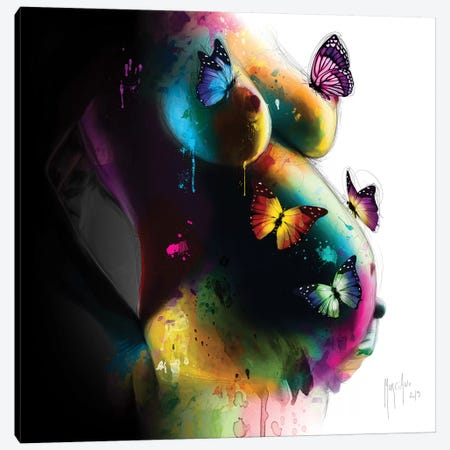 For Love Canvas Print #PMU16} by Patrice Murciano Canvas Print