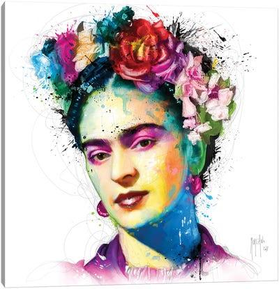 Frida Kahlo Canvas Art Print