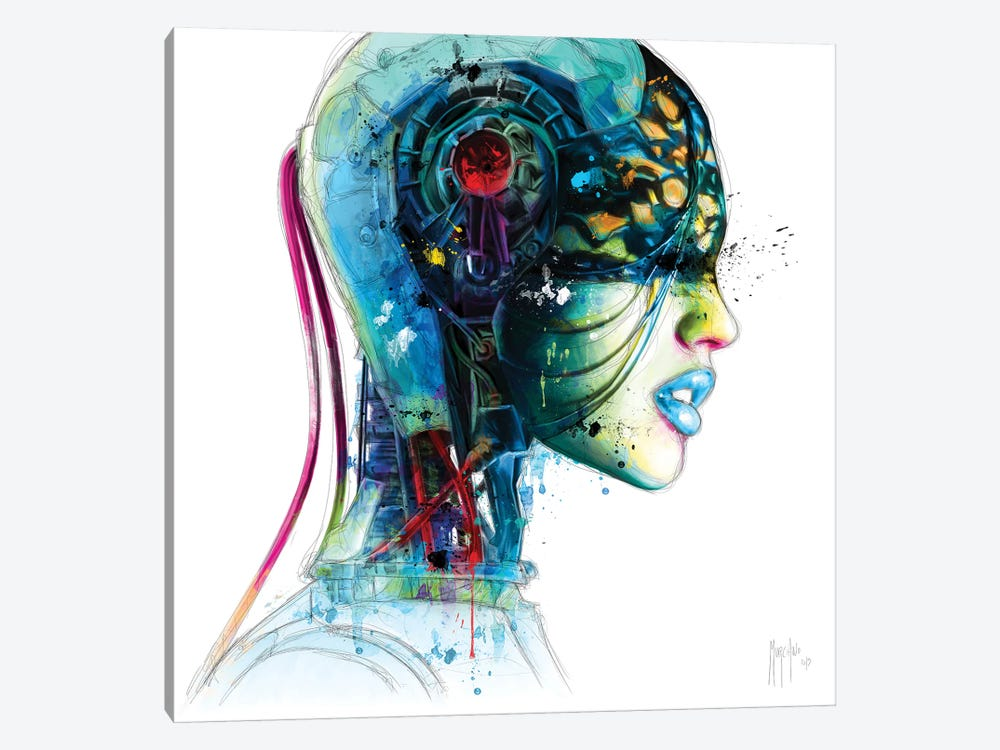 I.A by Patrice Murciano 1-piece Canvas Artwork