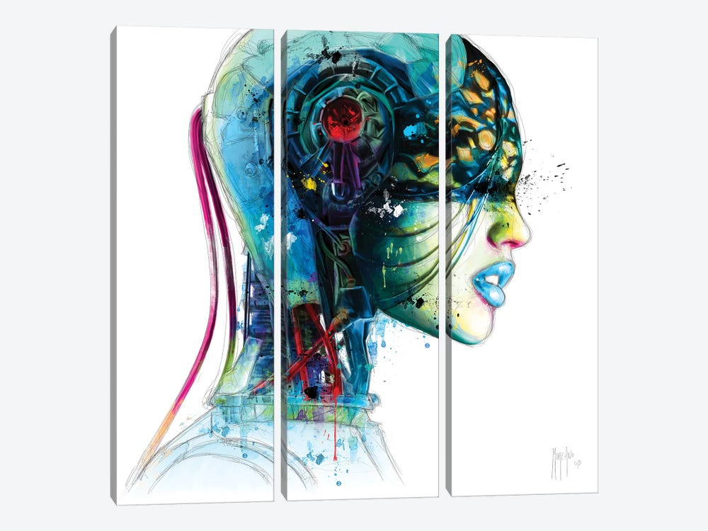 I.A by Patrice Murciano 3-piece Canvas Wall Art