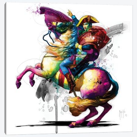 NaPOPleon Canvas Print #PMU31} by Patrice Murciano Canvas Wall Art