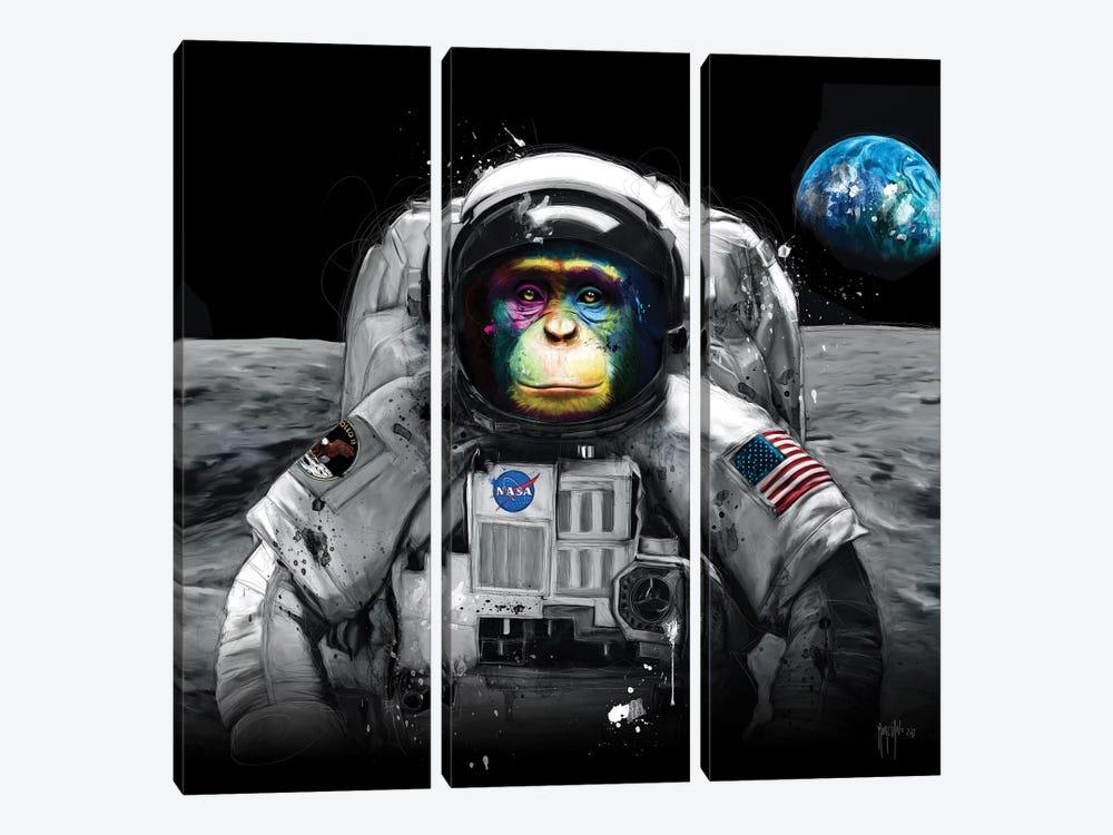 Apollo 11 by Patrice Murciano 3-piece Art Print