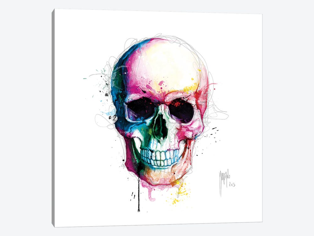 Angels Skull by Patrice Murciano 1-piece Canvas Art