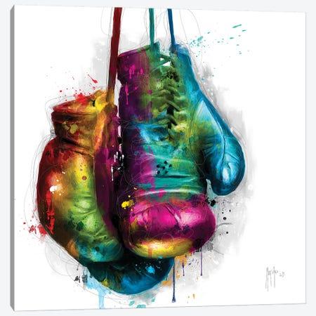 Boxing Canvas Print #PMU57} by Patrice Murciano Canvas Art Print
