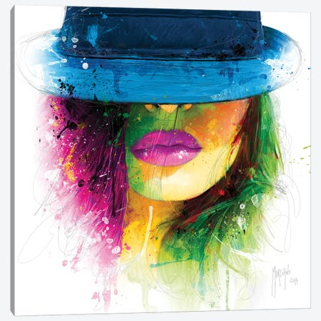 Coco Canvas Print #PMU64} by Patrice Murciano Canvas Artwork