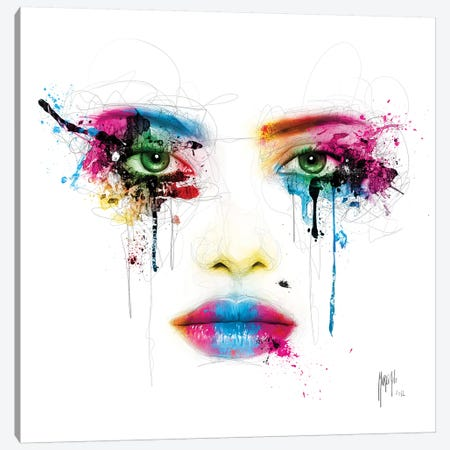 Colors Canvas Print #PMU65} by Patrice Murciano Canvas Art