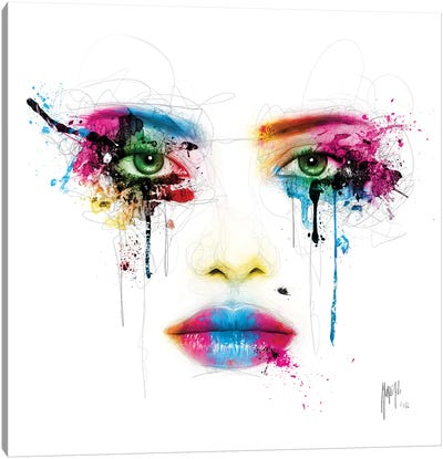 Colors Canvas Art Print