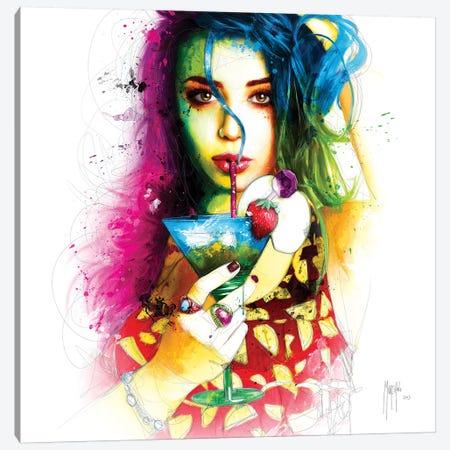 Cuba Libre Canvas Print #PMU68} by Patrice Murciano Canvas Art Print
