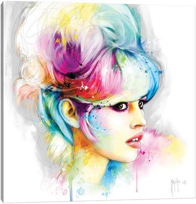 Bardot Canvas Art Print