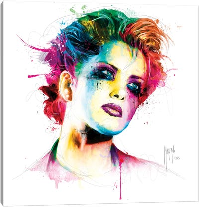 Cynthia Canvas Art Print
