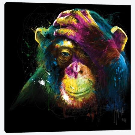 Darwin's Preoccupations Canvas Print #PMU74} by Patrice Murciano Art Print