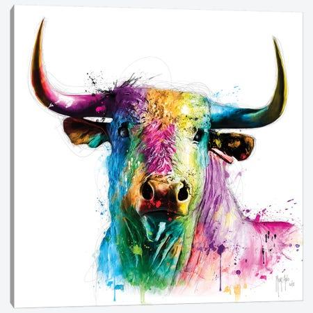 El Toro Canvas Print #PMU77} by Patrice Murciano Canvas Print