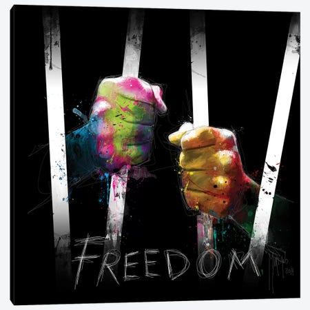 Freedom Canvas Print #PMU82} by Patrice Murciano Canvas Art Print