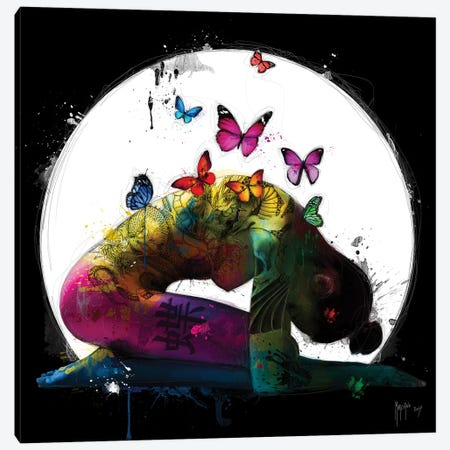 Japanese Dream Canvas Print #PMU91} by Patrice Murciano Canvas Wall Art