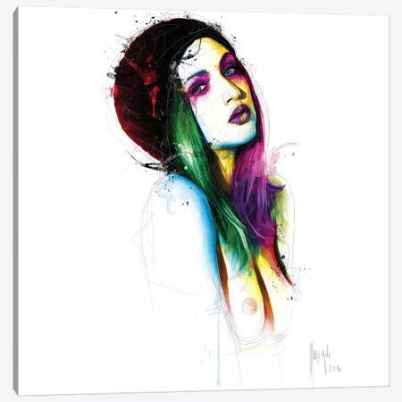 Laura Baugnie Canvas Print #PMU99} by Patrice Murciano Canvas Artwork