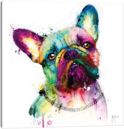 Bully Canvas Art Print