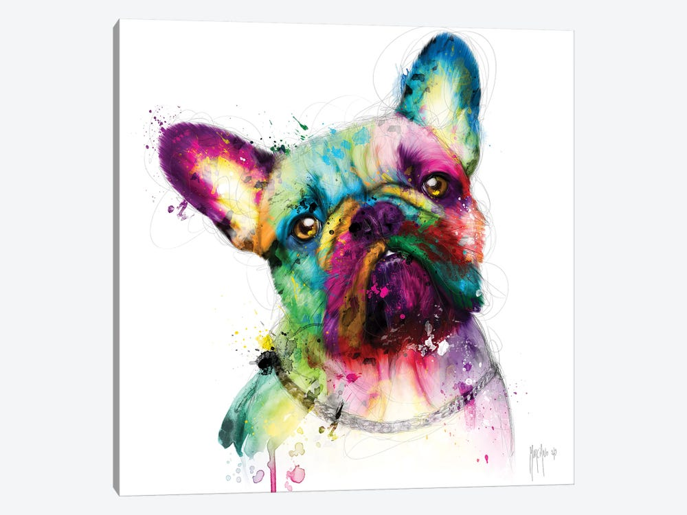 Bully by Patrice Murciano 1-piece Canvas Wall Art