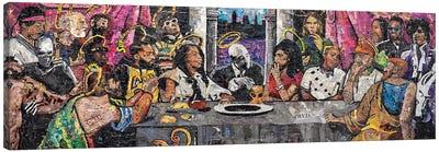 Immortal Icons Canvas Art Print