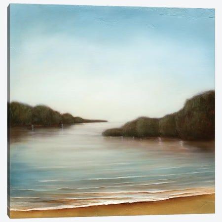 Calm At The Cove Canvas Print #PNO17} by Sienna Studio Canvas Print
