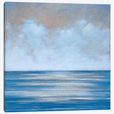 Cerulean Sky Canvas Print #PNO18} by Sienna Studio Canvas Wall Art
