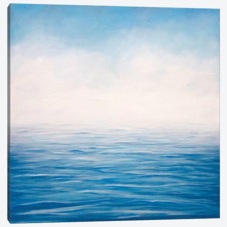 Clearing Sky Canvas Print #PNO20} by Sienna Studio Canvas Art Print