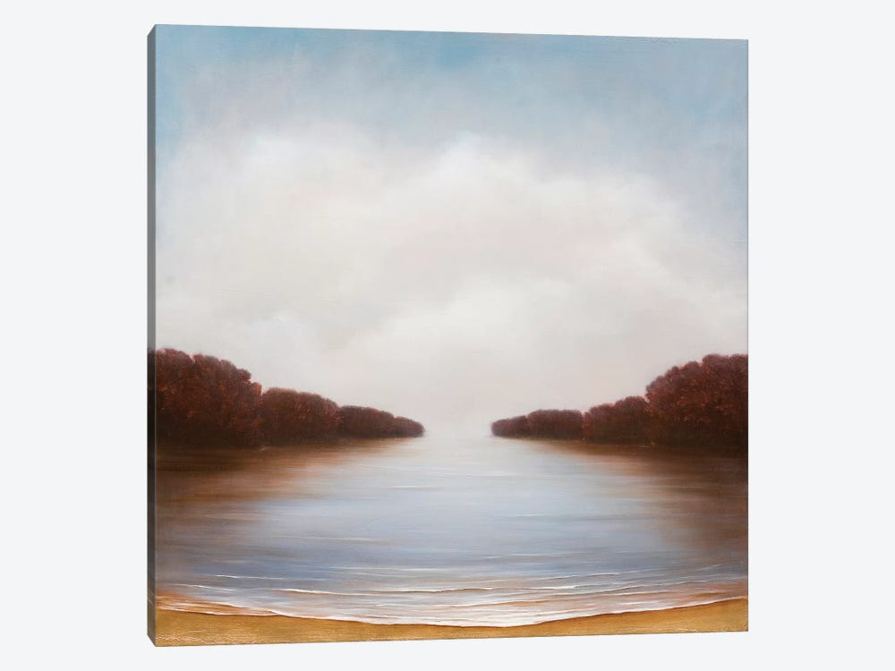 Confluence by Sienna Studio 1-piece Canvas Art