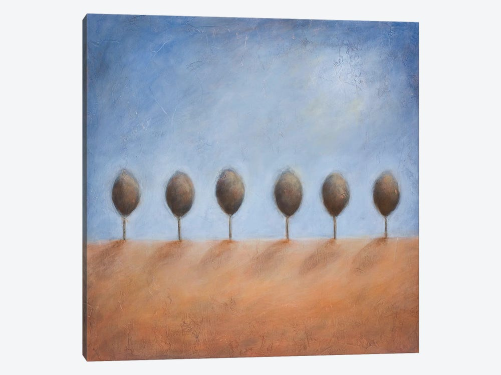 Deeply Rooted by Sienna Studio 1-piece Canvas Artwork