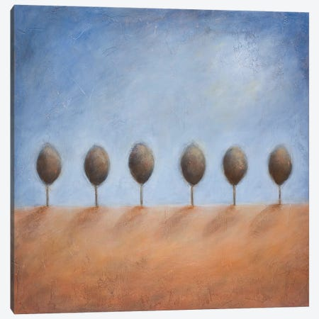 Deeply Rooted 3-Piece Canvas #PNO23} by Sienna Studio Canvas Art Print