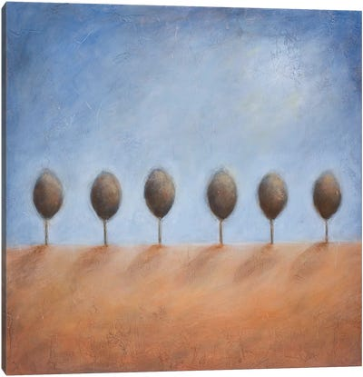 Deeply Rooted Canvas Art Print