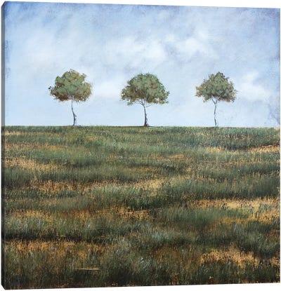 Dwell Time Canvas Art Print