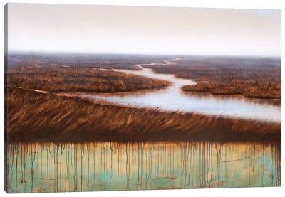 East Passage Canvas Art Print