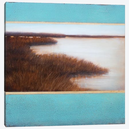 Amber Cove Canvas Print #PNO2} by Sienna Studio Art Print