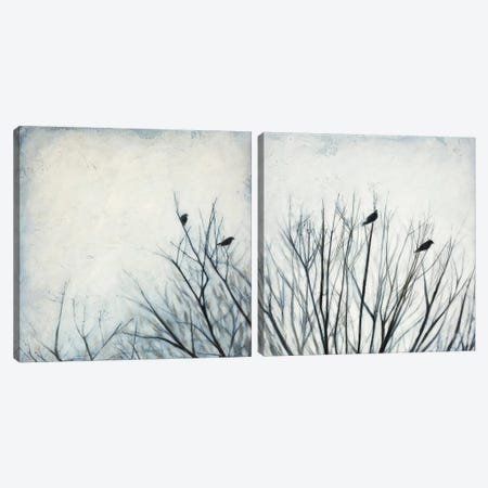 Branching Out Diptych Canvas Print Set #PNO2HSET001} by Sienna Studio Canvas Artwork