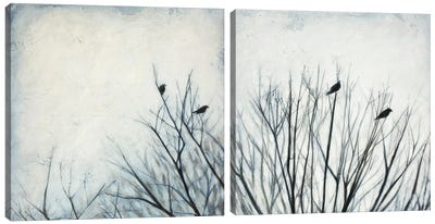 Branching Out Diptych Canvas Art Print