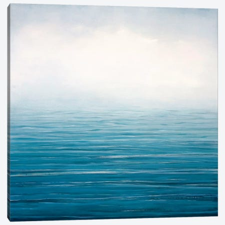 Fog Lifting Canvas Print #PNO39} by Sienna Studio Canvas Artwork