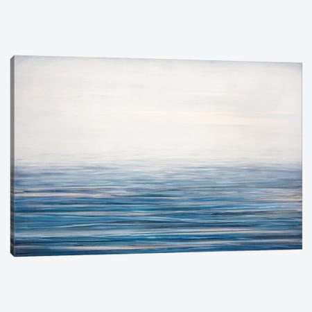 Fog On The Horizon V Canvas Print #PNO42} by Sienna Studio Canvas Print