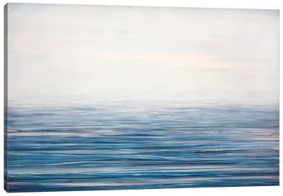 Fog On The Horizon V Canvas Art Print
