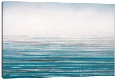 Fog On The Horizon VI Canvas Art Print