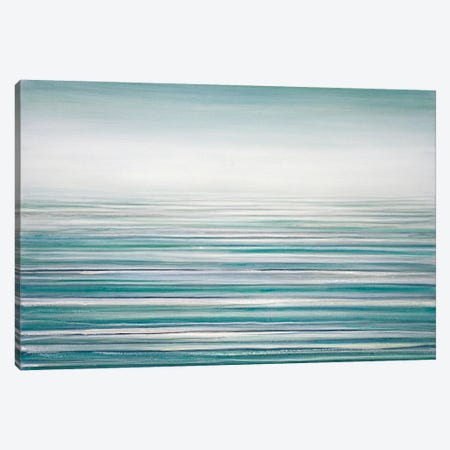 Fog On The Horizon VII Canvas Print #PNO44} by Sienna Studio Canvas Artwork